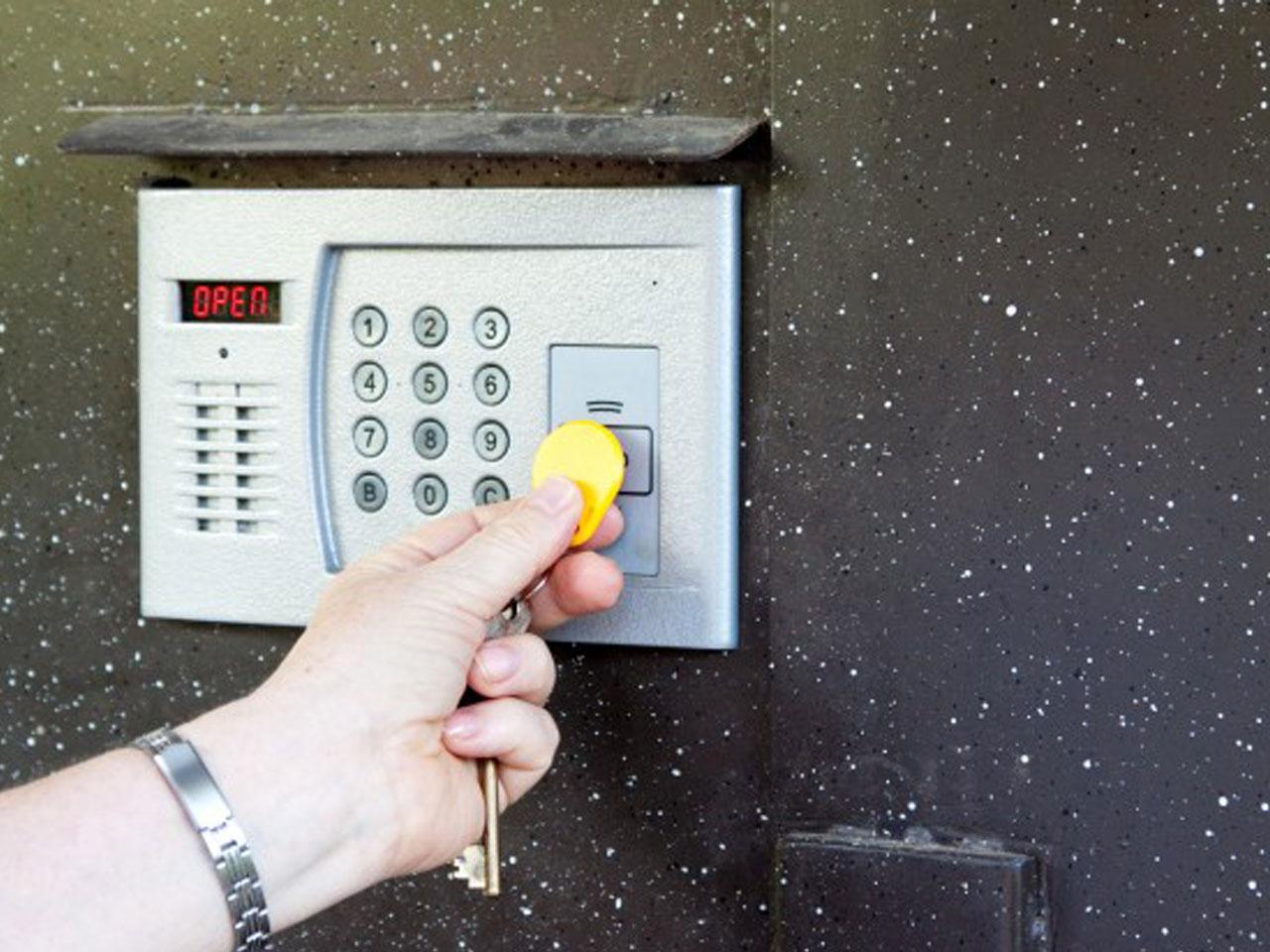 Access control-NTIPL