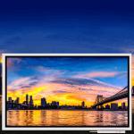 An interactive, digital, creative thinking Samsung Flip