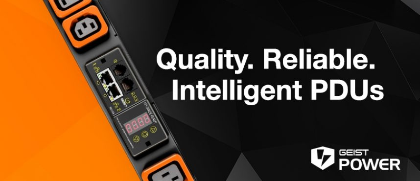Quality. Reliable. Intelligent PDUs