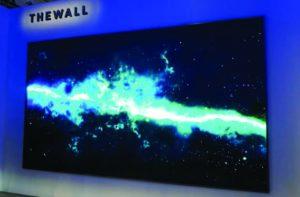 LED Signage - The Wall