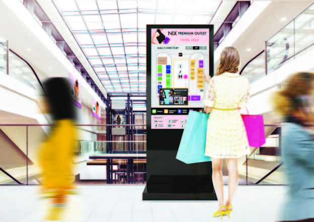 Touch Display - Kiosk