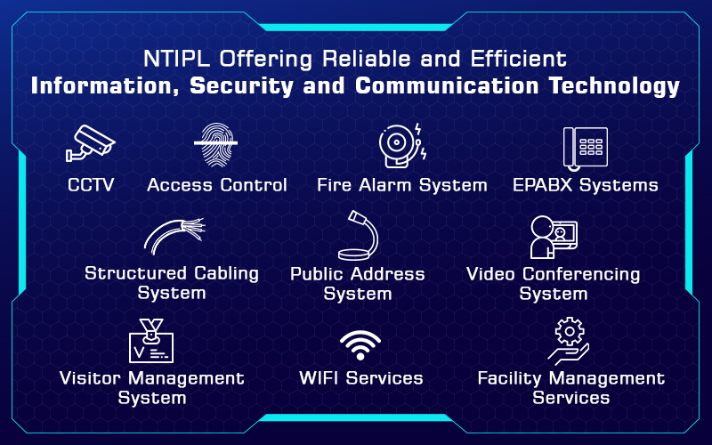 Complete IT Infra and Security Solutions