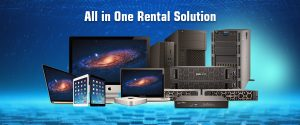 All in One Rental Solution Banner