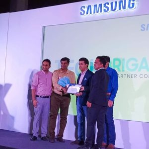 Authorizations At Tech Bridgade Partner Conclave By Samsung