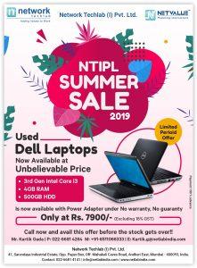 NTIPL Summer Sale - 2019
