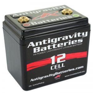 Antigravity High Power Light Weight Lithium Battery