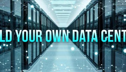Why Building Your Own Data Center is a Terrible Idea!
