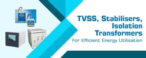 TVSS, Stabiliser, Transformer Dealers