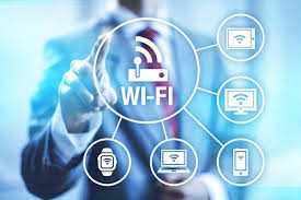 WiFi infrastructure on rent