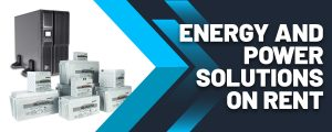 Energy and Power Solutions On Rent