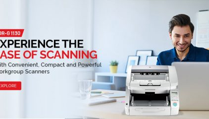 Experience the Ease of Scanning
