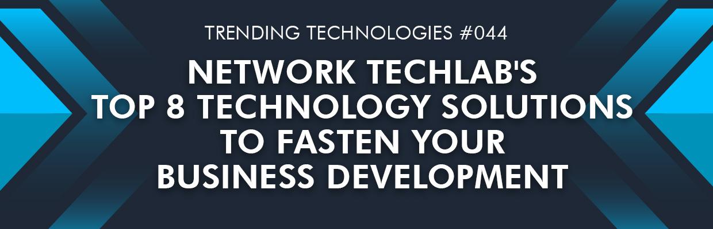 Trending Technologies #044