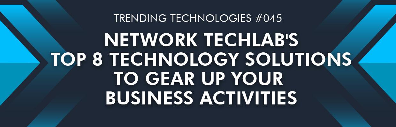 Trending Technologies #045