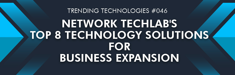 Trending Technologies #046