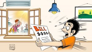 Heavy Electricity Bills