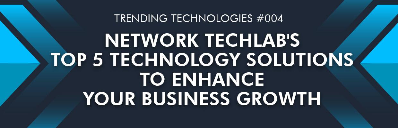 Tranding Technologies #004