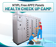 NTIPL Free APFC Panel Health Checkup
