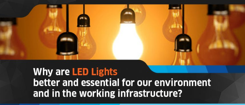 Converting Fluorescent Working Infrastructure's Lights to LED