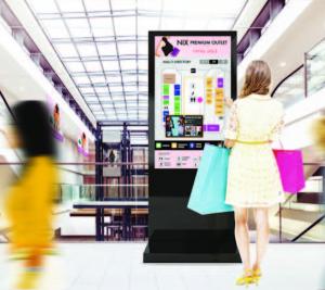 Kiosk Display on Rent