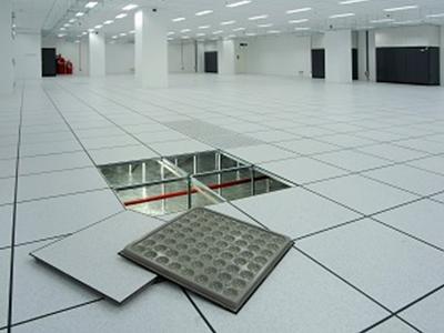 Raised-floor-area