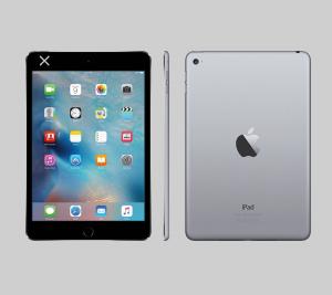 iPad on rent