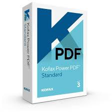 PDMS Kofax Power PDF Image