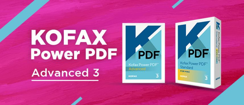 Enhance Your Document Management System With Kofax Power PDF Advanced 3