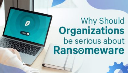Why Should Orgnizations be serious about Ransomeware?