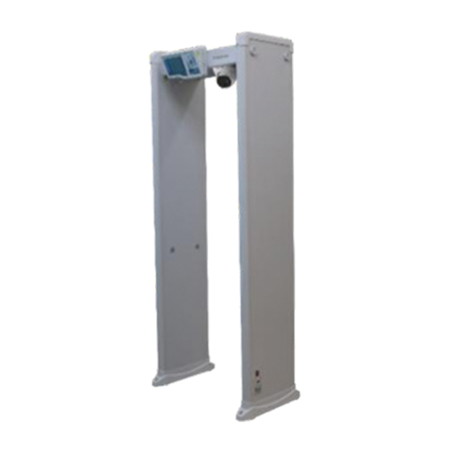 Thermal Metal Detection Gate