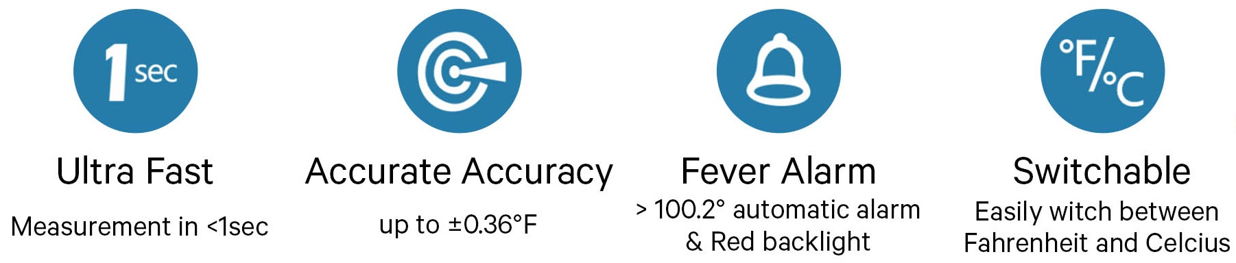 IR Thermometer - Key Specifications