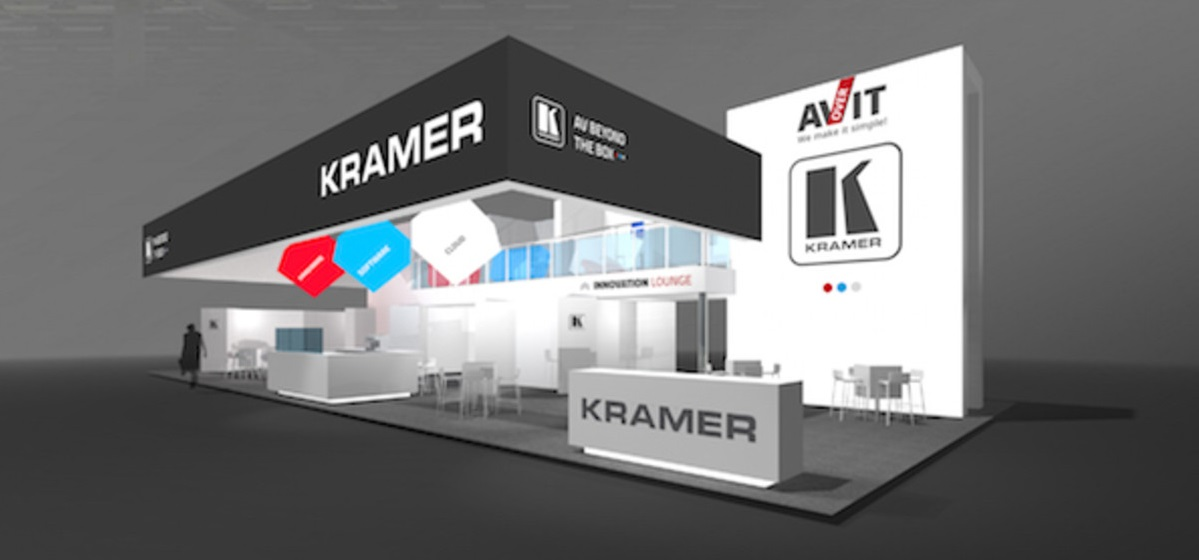 Stream, Distribute and Manage Audio Signals over IP Networks with Kramer's AoIP Solution