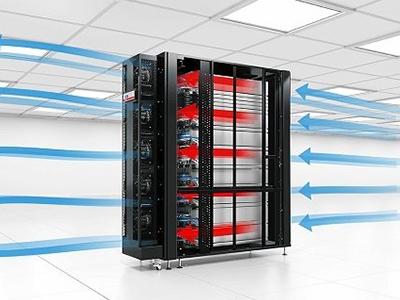 Data Center Air Flow Management