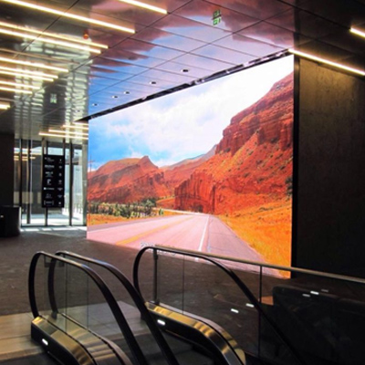 Active LED Videowall