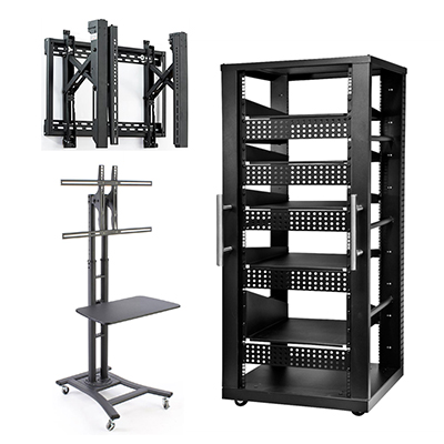 Brackets, Racks and Stands