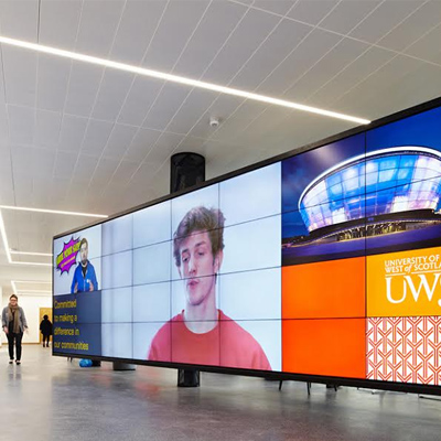 Panelled Videowall Solutions
