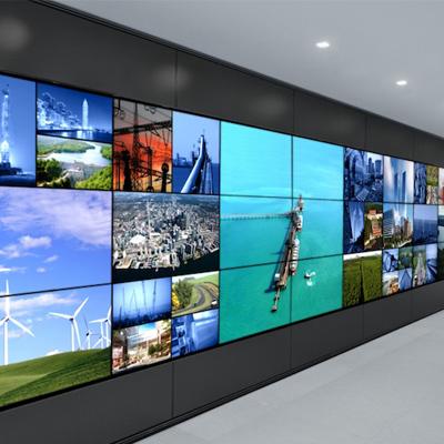 Panelled Videowall
