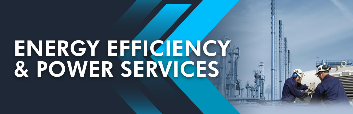 Energy Efficiency & Power Services