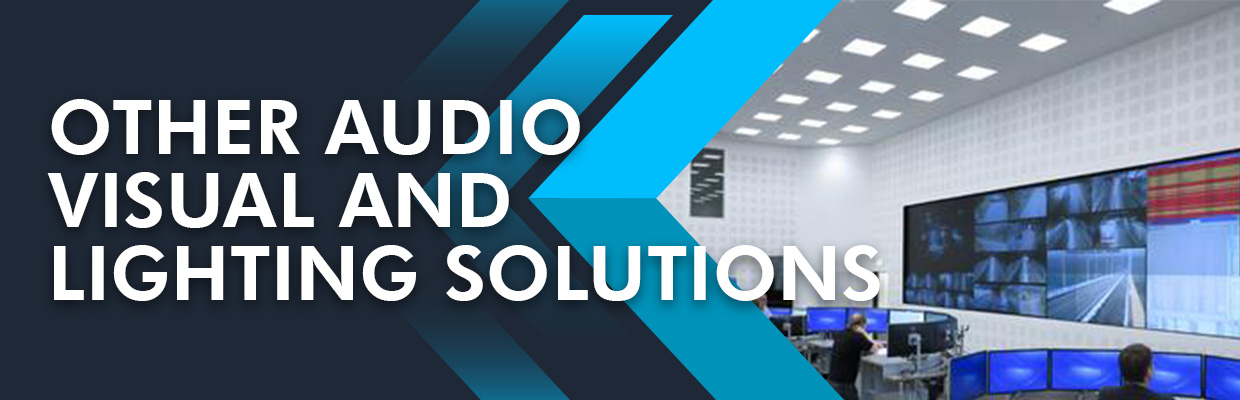 Other Audio Visual & Lighting Solutions