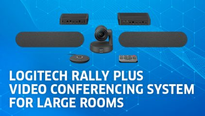 Is your Video Conferencing Solution even effective enough for large meeting / conference rooms ?
